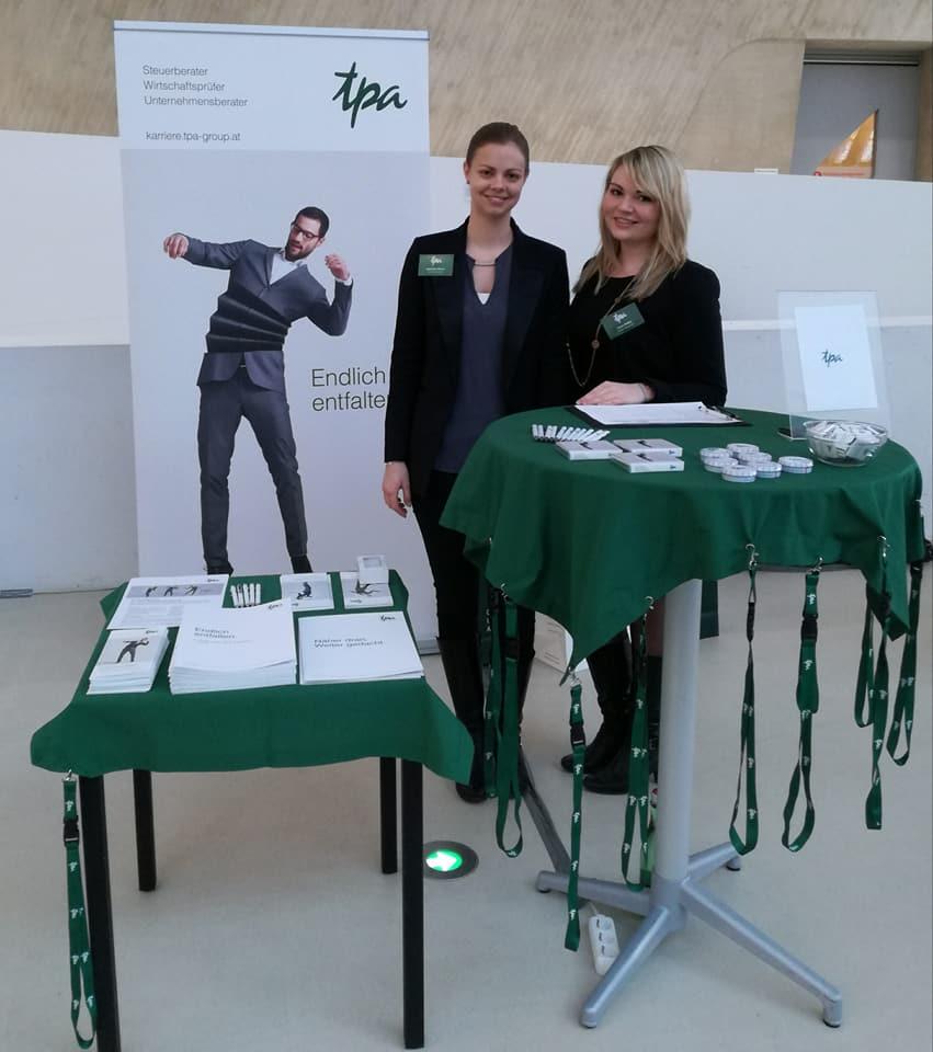 Karrieretag der FH Wien FIRST