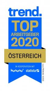 Beste Arbeitgeber Österreichs 2019 Beratung, Wirtschaftsprüfung, Agentur, Kanzlei